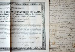 Deux documents anciens sur la Somme..