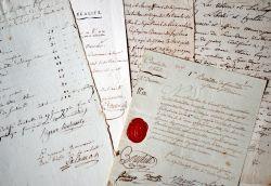 Ensemble de documents anciens sur le département de Seine-Saint-Denis..