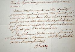L'abbé Terray cherche à valoriser le varech et le goémon.. Joseph-Marie Terray (1715-1778) Homme d'Etat, il fut le dernier contrôleur général des ...