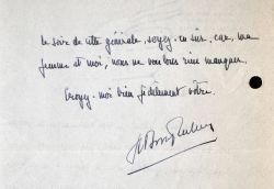 """Robert Bourget-Pailleron évoque avec Félicien Marceau son roman """"Les Antiquaires"""".. Robert Bourget-Pailleron (1897-1970) Écrivain, prix Interallié ..."""