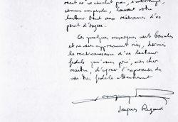 """Jacques Rigaud fait l'éloge de """"La Grande Fille"""" de Félicien Marceau.. Jacques Rigaud (1932-2012) Haut fonctionnaire et administrateur français, ..."""