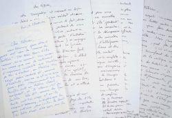 """Didier Van Cauwelaert parle de ses oeuvres et celles de Félicien Marceau.. Didier Van Cauwelaert (1960-0) Ecrivain. Prix Goncourt en 1994 pour """"Un ..."""
