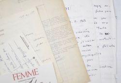 Ensemble de lettres adressées à Félicien Marceau..