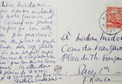 En tournée, Gisèle Casadesus a une pensée pour Hélène Midoux.. Gisèle Casadesus (1914-0) Actrice, elle est sociétaire honoraire de la ...