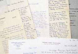 Pierre-Aimé Touchard évoque la Comédie-Française avec Hélène Midoux.. Pierre-Aimé Touchard (1903-1987) Administrateur de théâtre et écrivain, ...