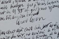 Albert Cohen émerveillé par la lecture de Balzac et son monde.. Albert Cohen (1895-1981) L'un des plus grands romanciers du XXe siècle, auteur de ...
