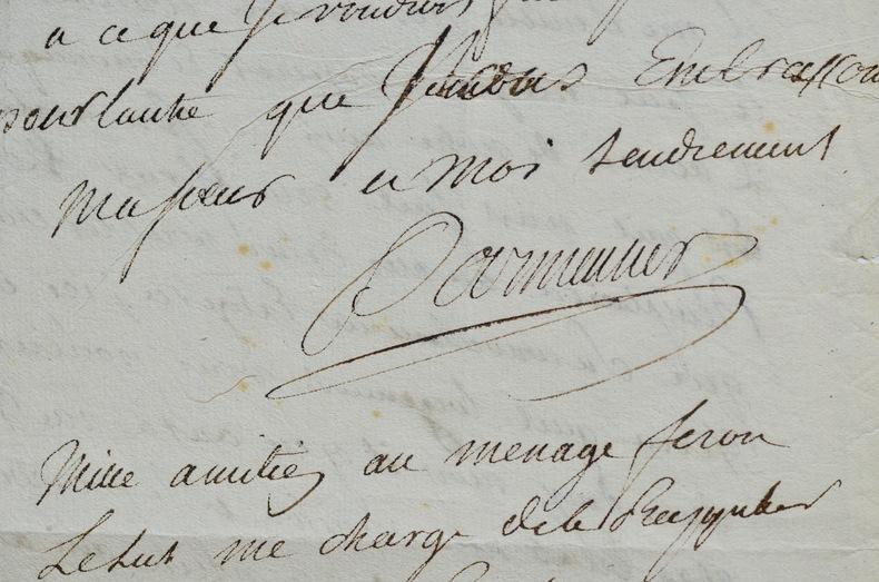 Parmentier, un ami dévoué et généreux.. Antoine Augustin Parmentier (1737-1813) Agronome et pharmacien, promoteur de la pomme de terre.
