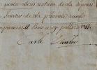 Carle Vanloo rémunéré par l'Académie Royale de Peinture. Carle Vanloo (1705-1765) Peintre et graveur. Professeur à l'Académie Royale de Paris en 1737 ...