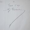 Correspondance de Gaston Tissandier avec Maurice Dreyfous. Gaston Tissandier (1843-1899) Aéronaute, concepteur du premier aérostat à propulsion ...