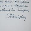 Louis Blaringhem part au Japon diriger la Maison Franco-Japonaise. Louis Blaringhem (1878-1958) Botaniste français.