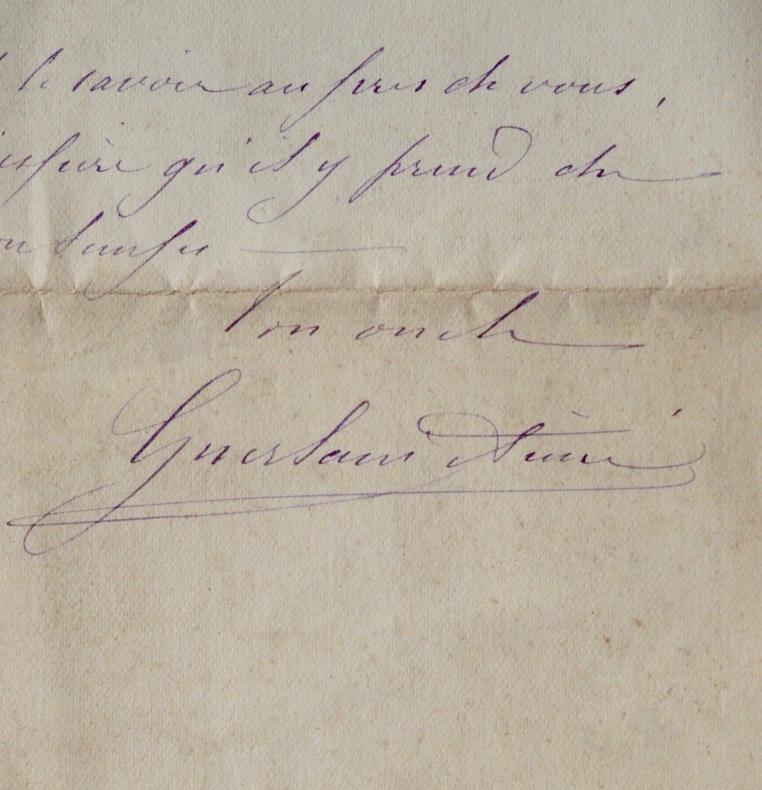 Le parfumeur Aimé Guerlain parle de sa passion : la chasse. Aimé Guerlain (1834-1910) Célèbre parfumeur français.