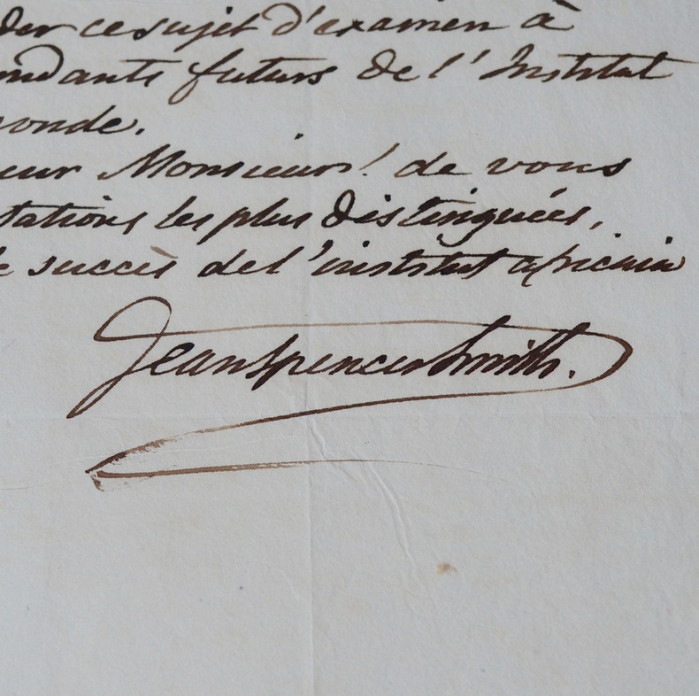 Spencer Smith : beau discours contre l'esclavagisme, la colonisation et le racisme. John Spencer Smith (1769-1845) Diplomate et homme politique ...