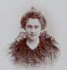 Beau portrait d'Aïno Ackté. Aino Ackt? (1876-1944) Soprano finlandaise.