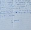 Aragon à Georges Besson : sa maladie, Boudaille, Courbet, Elsa, Bernard Lorjou, etc.. Louis Aragon (1897-1982) Poète français, proche du Dadaïsme et ...