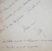 Amusantes lettres de Willy à Rachilde. Henry Gauthier-Villars (Willy) (1859-1931) Écrivain français et mari de Colette. Il se bâtit en duel avec Erik ...
