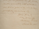 L'écrivain William Duane ouvre les portes de Paris à son neveu.. William Duane (1807-1882) Ecrivain américain. Petit-fils du journaliste et éditeur de ...