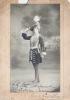 Portrait de Mary Garden. Mary Garden (1874-1967) Sopranoécossaise de renom.