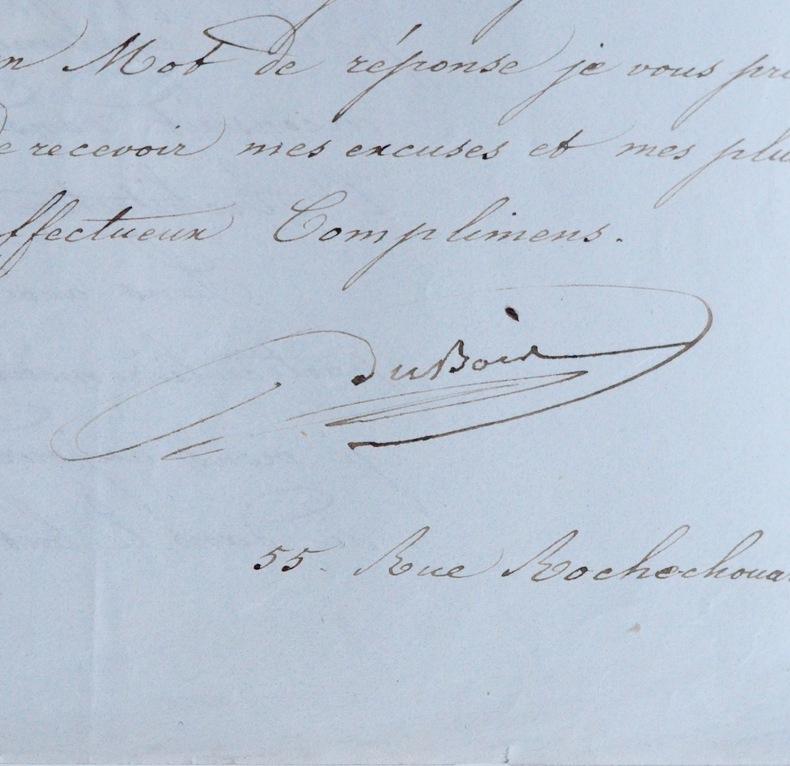 Du Bois, collectionneur de gravures darchitecture. Alexandre Du Bois (1785-1866) Architecte français.