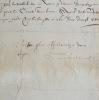 De La Rochelle, Henri IV ordonne à ses troupes de se tenir prêtes.