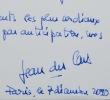 Jean des Cars et les trains. Jean des Cars (1943-) Journaliste, biographe et écrivain français.