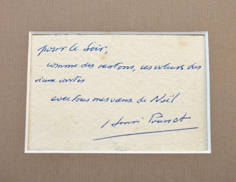 """Les """"voleurs des vieux contes"""" d'Henri Pourrat. Henri Pourrat (1887-1959) Écrivain auvergnat."""