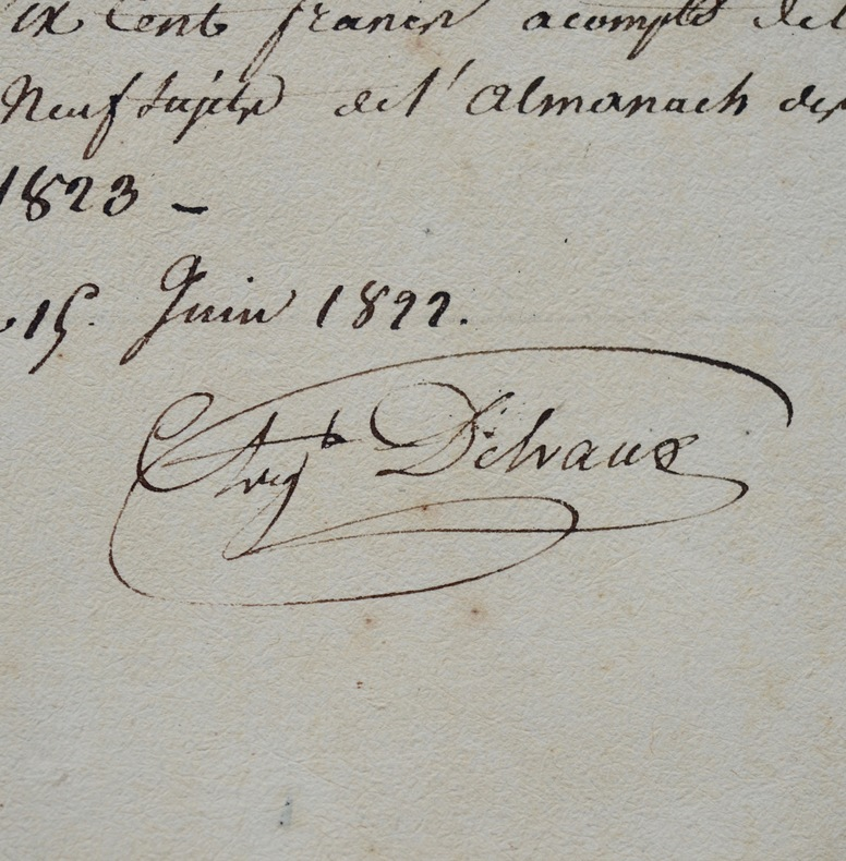 Les gravures d'Auguste Delvaux. Auguste Delvaux (1786-1836) Graveur français.