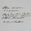 Passionnant ensemble sur l'affaire Mirabeau. Honoré Gabriel Riqueti Mirabeau (marquis de) (1749-1791) Homme politique français. Grand orateur du début ...
