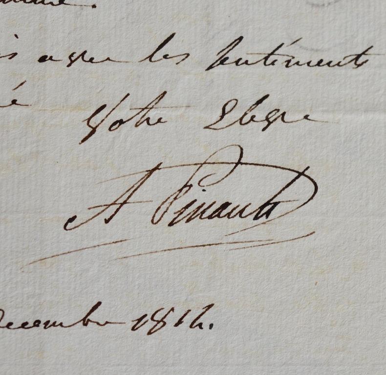 Architecture : Pinault à François-Joseph Bélanger. Alexandre Pinault (1777-1853) Architecte français basé à Blois.  Ancien élève deBélanger, il fut ...