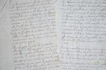 Traité passé entre le prince de Condé et les protestants de Nîmes en 1615. Henri II de Bourbon (1588-1646) Henri II de Bourbon, IIIe prince de Condé, ...