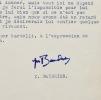 Baudrier, Martelli et les musiques de films. Yves Baudrier (1906-1988) Compositeur français. Fondateur du groupeJeune France, ilenseignaà l'Institut ...