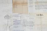Correspondance de Robert Bernard à Henri Martelli. Robert Bernard (1900-1971) Compositeur, pianiste, pédagogue et critique musical français d'origine ...