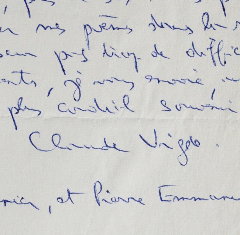 Claude Vigée à Jérusalem. Claude Vigée (1921-0) Poète de confession judaïque. Pacifiste, il s'installe en Israël, en 1960. Il y occupe le poste de ...