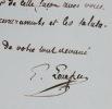 Émile Levasseur au baron de Watteville. Émile Levasseur (1828-1911) Économiste, il est également historien, statisticien et géographe. Élu à ...