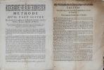 [AVEYRON] Frère Laurens, jésuite et apothicaire.