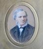 Beau portait original de César Franck. César Franck (1822-1890) Organiste et compositeur, l'une des grandes figures de la vie musicale française de la ...