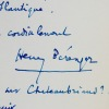 Henry Bérenger et ses articles dans la Revue de Paris. Henry Bérenger (1867-1952) Homme politique français. Il fut notamment sénateur de la ...