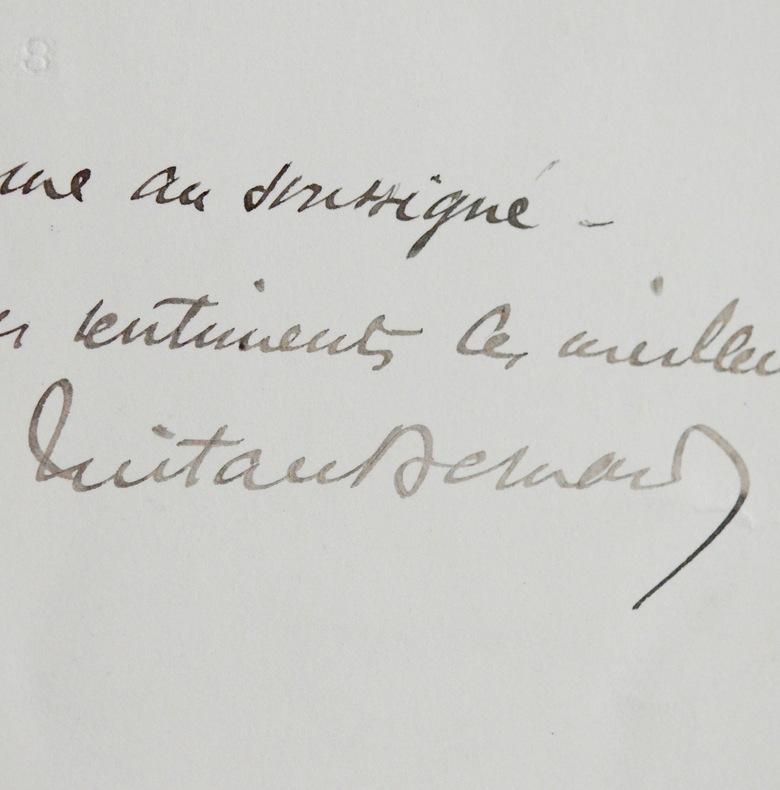 Tristan Bernard à Marcel Thiébaut. Tristan Bernard (1866-1947) Dramaturge et romancier, il est connu pour ses mots d'esprit. Il est proche de Lucien ...