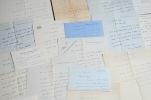 Correspondance d'Henry Bordeaux à Marcel Thiébaut. Henry Bordeaux (1870-1963) Romancier, critique littéraire, académicien (1919). Avocat de formation, ...
