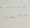 """""""je travaille dans une grande solitude"""" Claude Anet. Claude Anet (1868-1931) Écrivain, journaliste et joueur de tennis français."""