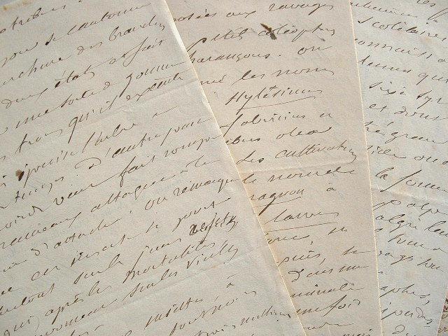 Le Dr Yvaren étudie les insectes nuisibles à l'olivier.. Prosper Yvaren (1808-1885) Membre de l'Académie du Vaucluse, à Avignon. Auteur d'ouvrages sur ...