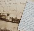 3 lettres d'André Beucler à Marcel Thiébaut. André Beucler (1898-1985) Écrivainet journalistefrançais.