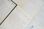 Six lettres de Jules Cambon à Marcel Thiébaut. Jules Cambon (1845-1935) Diplomate et administrateur, gouverneur général de l'Algérie (1891), membre de ...