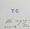 Petit billet de Changarnier à Joseph Autran. Nicolas Anne Théodule Changarnier (1793-1877) Général et homme politique.