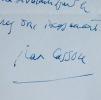 Belle correspondance de Cassou à Py. Jean Cassou (1897-1986) Ecrivain, poète et résistant, compagnon de la Libération, il fut conservateur du Musée ...