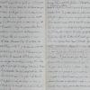 Très belle et très longue lettre de Mme Hanska (Balzac). Madame Ha?ska (1801-1882) Aristocratepolonaise, célèbre pourses relations avec Honoré de ...