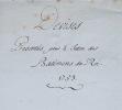 Jean-Pierre de Bougainville propose des devises pour le jeton du Roi. Jean-Pierre de Bougainville (1722-1763) Homme de lettres français, frère aîné de ...