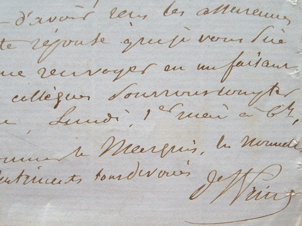 Canal de Panama. Ebauche d'un projet trans-océanique en Nouvelle-Grenade.. Emmanuel Louis Marie Saint-Priest (Guignard, vicomte de) (1779-1881) ...