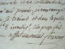 Fourcroy et Thouret travaillent ensemble sur les eaux minérales.. Antoine François Fourcroy (1755-1809) Chimiste et homme politique, directeur de ...