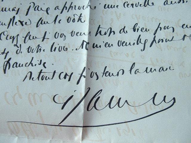 """Francis Jammes désapprouve """"La Maison du Fou"""" de Louis Artus.. Francis Jammes (1868-1938) Romancier et dramaturge, il est surtout connu pour son ..."""