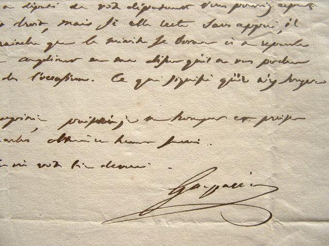 Adrien de Gasparin sollicité.. Adrien Gasparin (de) (1783-1862) Agronome, promoteur de l'application des sciences à l'agriculture. Député, préfet puis ...